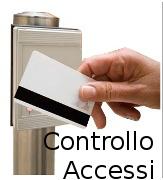 controllo accessi lettore